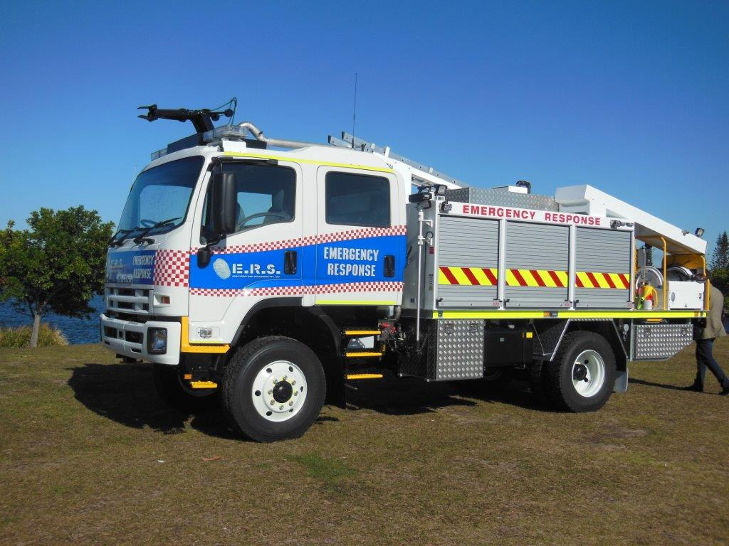 Latest Addition to the ERS Fleet