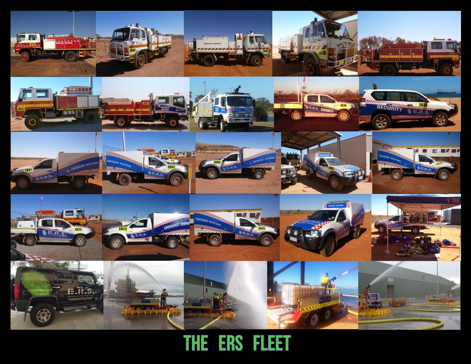 Executive Risk Solutions Fleet