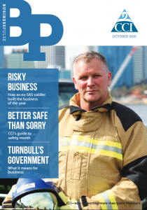 BP October edition