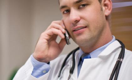 ERS doctor on call telehealth