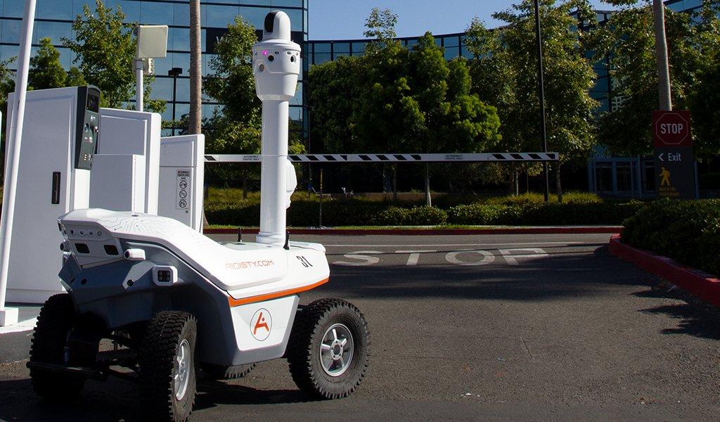 Argus 5.2 Autonomous Security Robot