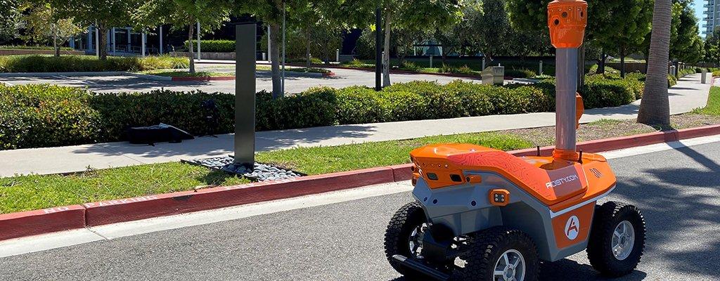 ERS Autonomous Robot