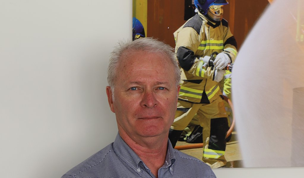 ERS Highlight: A career that includes two decades with the Fire and Emergency Services Authority of WA